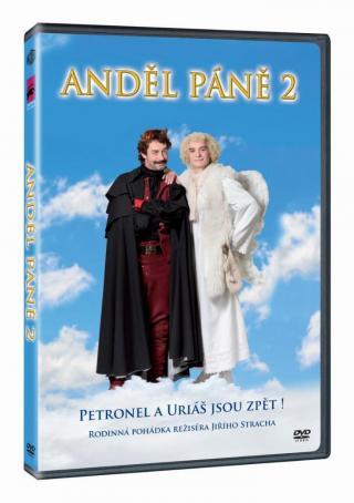 Anděl páně 2 DVD [DVD]